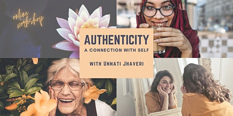 Authenticity: A Connection with Self tickets