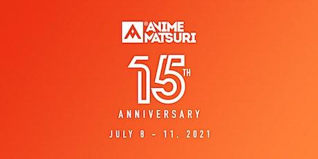 Anime Matsuri 2021 Exhibitor tickets