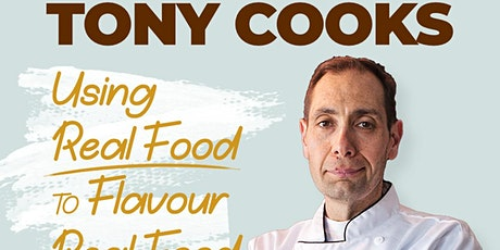 Tony Cooks - Red Lentil Curry tickets