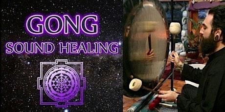 Gong Sound Healing Livestream tickets