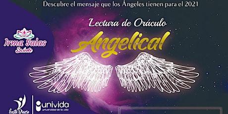 Lectura de Oráculo Angelical Presencial tickets