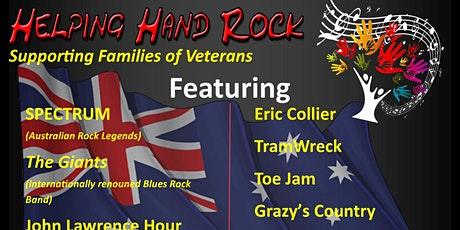 Helping Hand Rock tickets