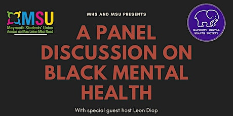 Panel Discussion on Black Mental Health tickets