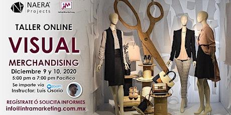 TALLER DE VISUAL MERCHANDISING entradas
