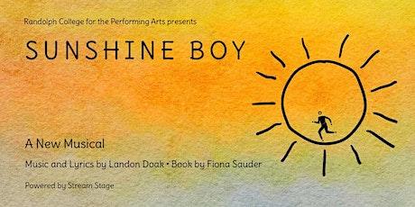 Randolph College Presents Sunshine Boy tickets