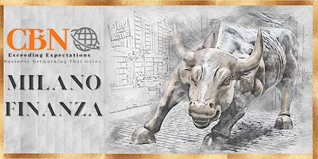 CBN Milano Finanza - business community tickets