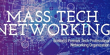 January 2021  IT Networking Event & Vendor Showcase w/ Mass Tech Networking tickets