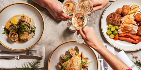 The Supper Club(4 Course Dinner) tickets