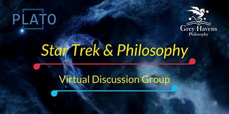 Star Trek Virtual Discussion Group tickets