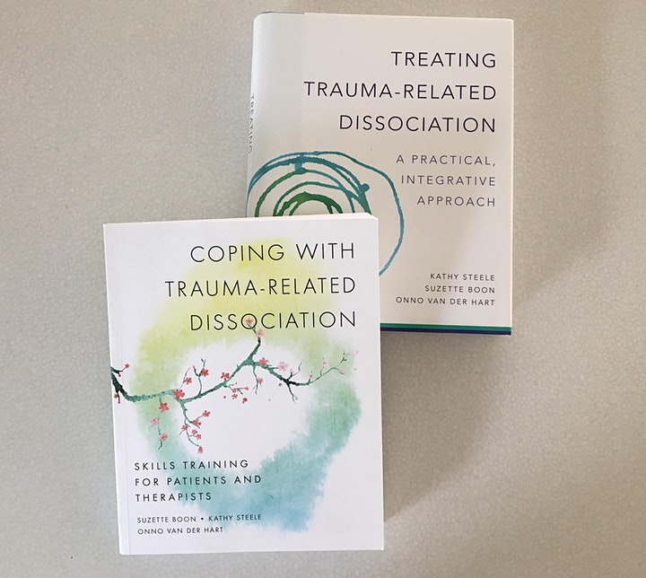 Treatment of Dissociative Disorders  by  Suzette Boon, PhD image