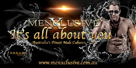 MenXclusive Live | Melbourne Ladies Night 30 Jan tickets