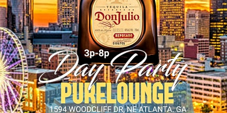 Atlanta's #1 Day Party (Saturday Day Party @ PureLounge_ATL tickets