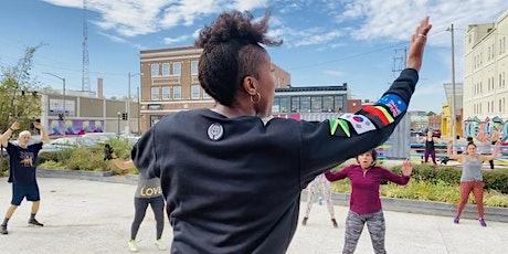Zumba with MoJo OUTDOORS! 12/5/20, 10:30am tickets