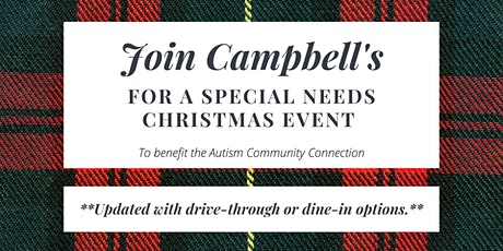 Special Needs Christmas Celebration and Fundraiser at Campbell's tickets