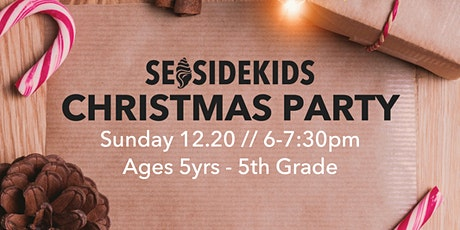 SeasideKids Christmas Party tickets
