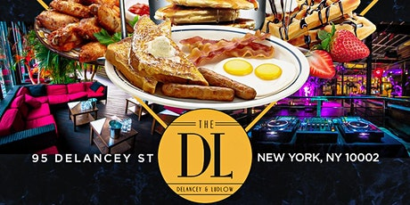 "CEO FRESH PRESENTS: "" DETOX SATURDAY'S "" BRUNCH & DAYTIME DINING @DL NYC tickets"
