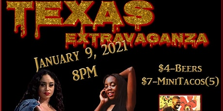 Texas Extravanganza tickets