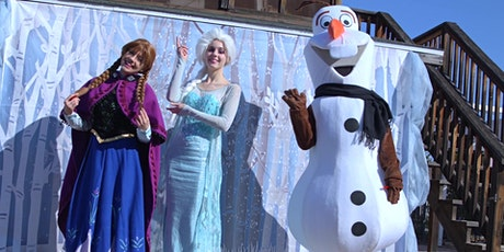 Holiday Tea Party with Elsa & Anna tickets