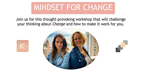 Mastering a Mindset for Change - December 15th @4pm GMT+8 tickets
