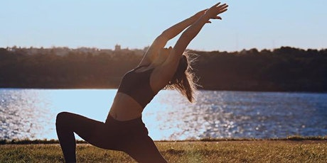 60min Outdoor Yoga Class (Hyde Park) tickets