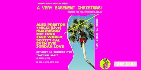A Very Basement Christmas tickets
