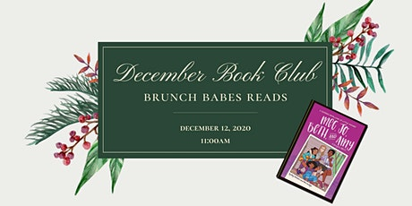 Brunch Babes Reads: December 2020 Virtual Book Club tickets