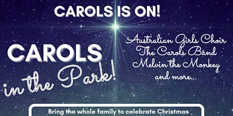 Carols in the Park tickets