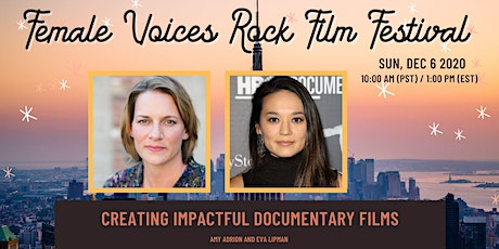 PRODUCING IMPACTFUL DOCUMENTARY FILMS tickets