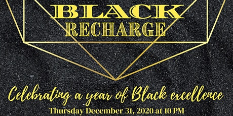 The Black Recharge tickets