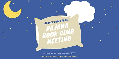 Brunch Babes Reads: January 2021 Virtual Book Club tickets