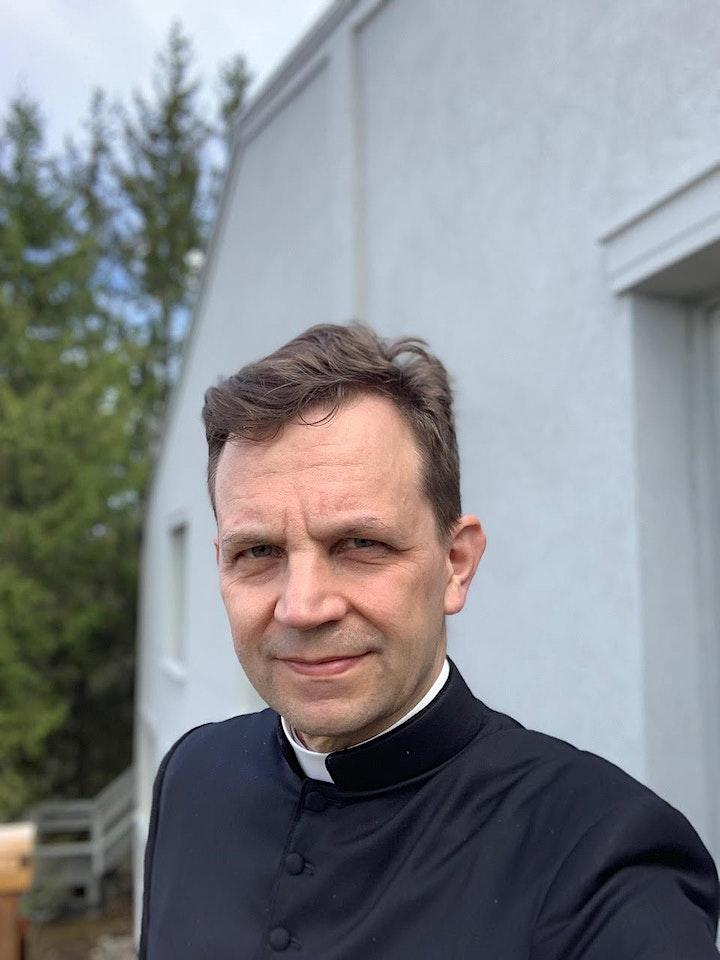 Sacred Art Series with Father Eric Nicolai  # 4 image