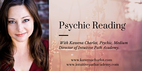 Psychic Reading tickets