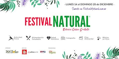 FESTIVAL NATURAL 12º Edición · Online entradas