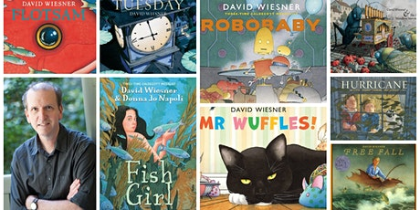An Audience with David Wiesner tickets