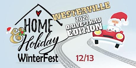 Westerville Winterfest -  Santa Visit + VIP Entry Passes (Noon-  3PM) tickets