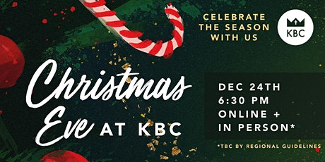 Christmas Eve at KBC tickets