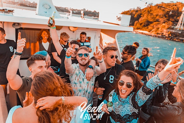 Yeah Buoy - New Year Day - Boat Party image