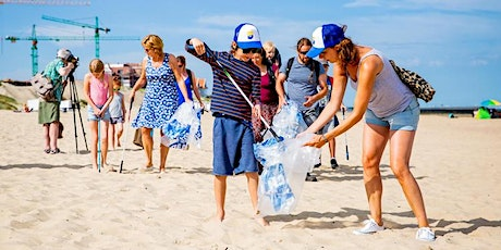 Jan 3 Beach Cleanup tickets