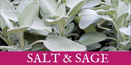 Salt & Sage: A Monthly Circle for BIPOC Practitioners tickets