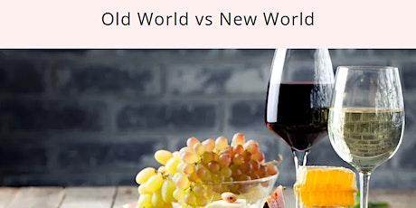 WINE FUNDAMENTAL CLASS: Old vs New World Wines, $69 tickets