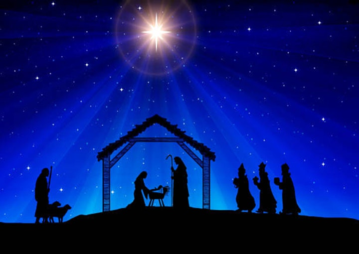 Christmas Day family service image