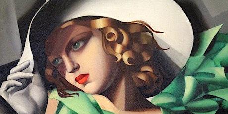 Tamara de Lempicka:  Deco Diva Online Art Lecture tickets