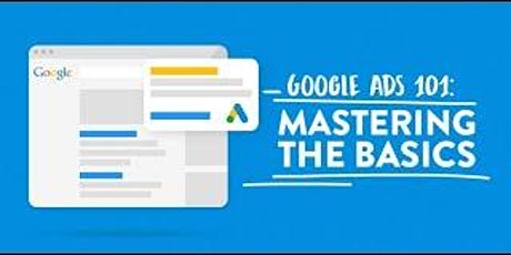 [Free Masterclass] Google AdWords Tutorial & Step by Step Walk Through tickets