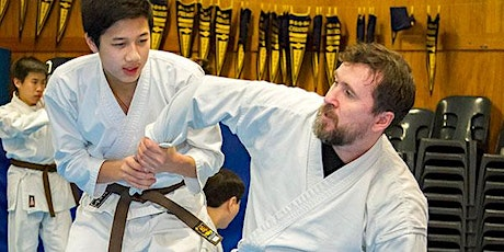 Aikido open handed tickets