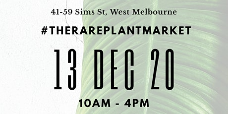 #therareplantmarket tickets