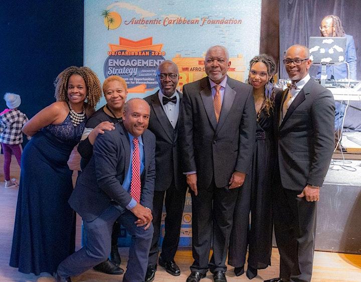 Afro Caribbean Black History Gala & Awards image