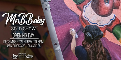 MrBBaby Solo Show tickets