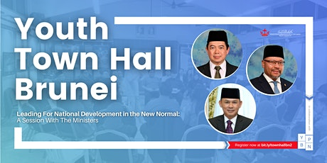 Youth Town Hall Brunei: A Session With The Ministe tickets