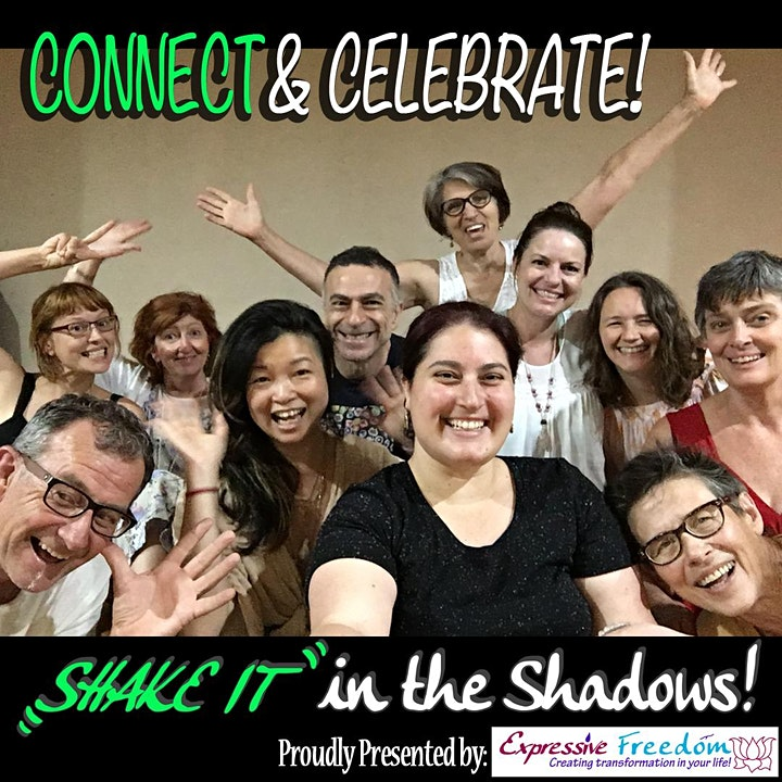 SHAKE IT in the Shadows! image