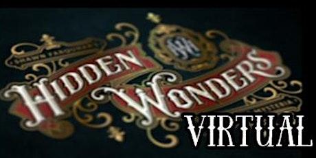 Hidden Wonders Speakeasy Magic Experience - VIRTUAL tickets